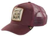 Men's Goorin Brothers 'Animal Farm - Cougar' Trucker Hat - Red