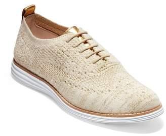 Cole Haan Original Grand Knit Wingtip Oxford Sneaker