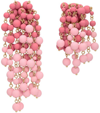Jacquemus Pink Les Mimosas Earrings