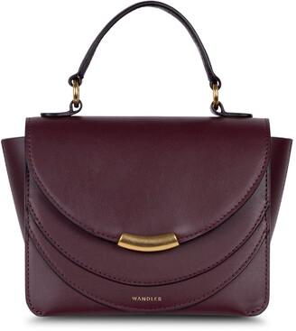 Wandler Luna Arch Leather Shoulder Bag