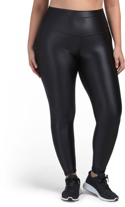 Plus Made In Usa High Shine Tights