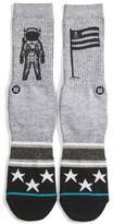 Stance Men's Landed Crew Socks