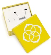 Kendra Scott Eleanor Necklace & Jon Earrings Gift Set