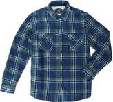 Freedom Foundry Mens Fleece Jacket Shirt (XXL, )