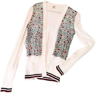 Hermes White Cotton Knitwear