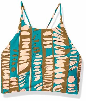 Volcom Women's New Wave Crop Bikini Top