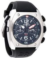 Bell & Ross Marine Chronograph Watch
