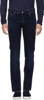 Care Label Denim pants - Item 42584188