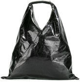 MM6 MAISON MARGIELA sack tote - women - Calf Leather/Polyester - One Size