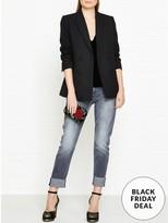 J Brand Lucy Velvet Camisole Top