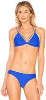 Dion Lee Fine Line Bikini Top