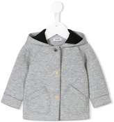Moschino Kids hooded jacket