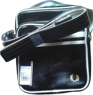 Fred Perry Black Synthetic Bags