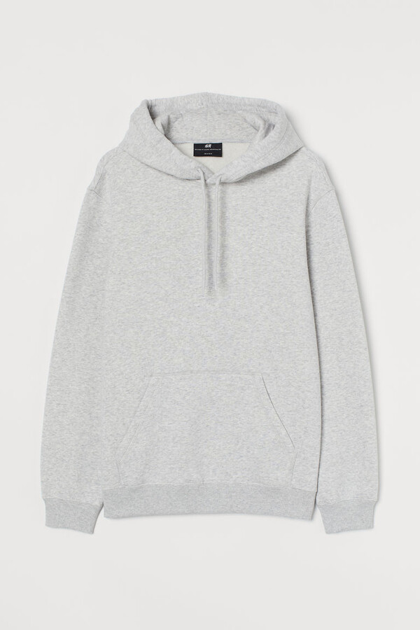 Thumbnail for your product : H&M Relaxed-fit Hoodie - Gray