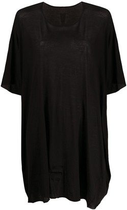 Rick Owens oversized floaty T-shirt