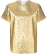 Golden Goose Deluxe Brand worn detail T-shirt