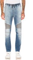 Balmain Elastic Waist Jeans
