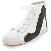 Be & D Big City Punk Platform Sneakers