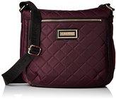 Calvin Klein Quilted Nylon Messenger Bag