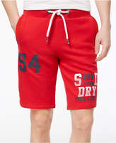Superdry Men's Trackster Lite Logo-Print Sweat Shorts