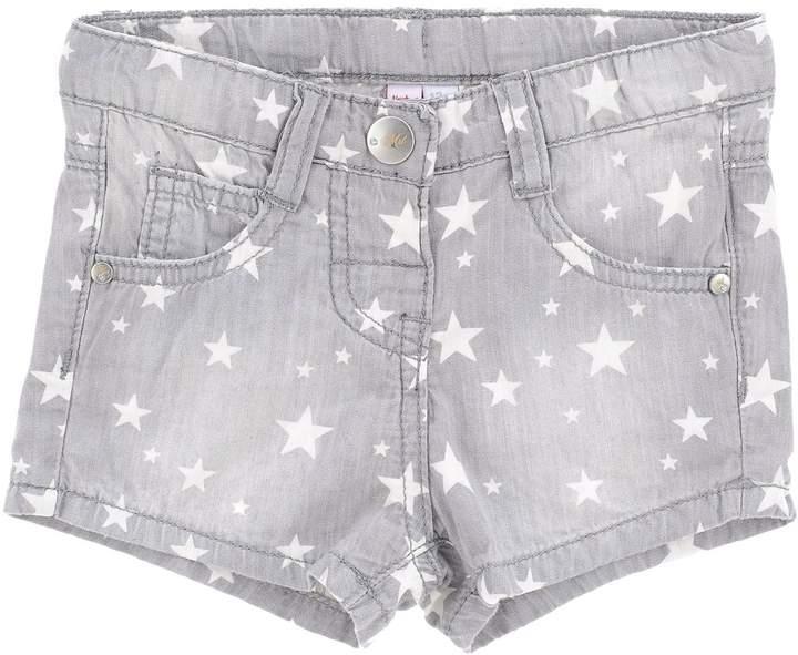 Mirtillo Denim shorts - Item 42580059