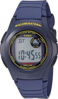 Casio Men's Classic Quartz Watch with Resin Strap