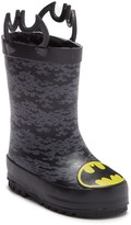 Western Chief Batman Fighter Waterproof Rain Boot (Toddler & Little Kid)