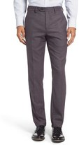 Ted Baker Men's 'Cabtro' Classic Fit Flat Front Pants
