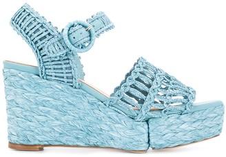 Paloma Barceló Natasha 95mm sandals