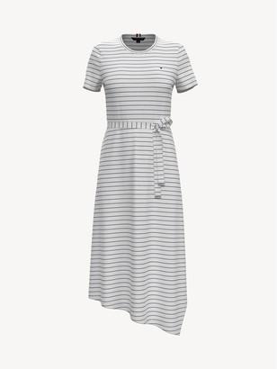 Tommy Hilfiger Essential Asymmetrical Hem Dress