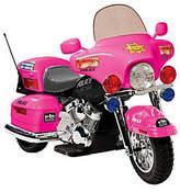 QVC Patrol H. Police Motorcycle - Pink