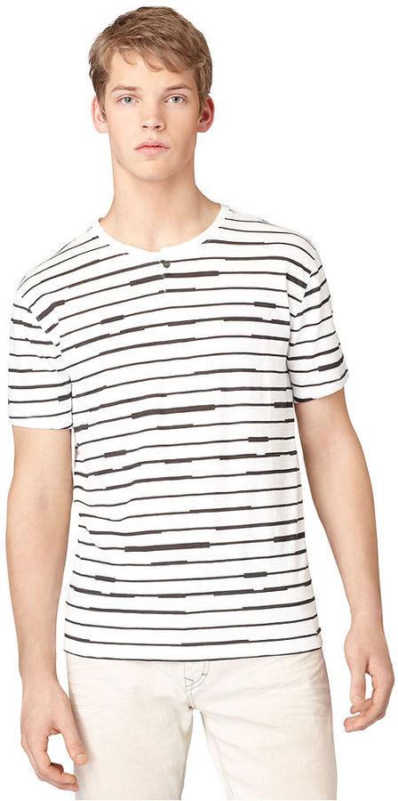 Calvin Klein Jeans Shirt, Archive Print Short Sleeve T Shirt
