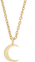 Ileana Makri Only Moon Necklace