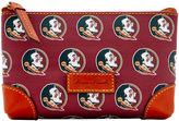 Dooney & Bourke NCAA Florida State Cosmetic Case