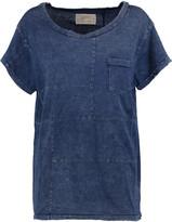 Current/Elliott The Seamed pocket T-shirt