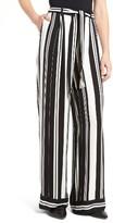 Women's Chelsea28 Stripe Wide Leg Pants