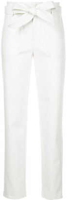 Alexis Castile high waisted trousers