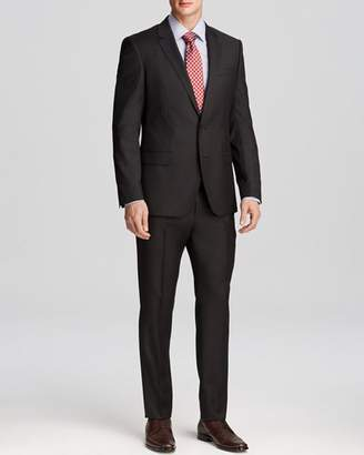 BOSS Huge/Genius Slim Fit Wool Suit