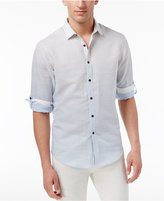 INC International Concepts Men's Striped Shirt, Created for Macy's