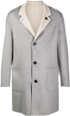 Kired Parana single-breasted coat