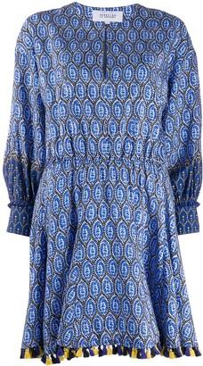 Derek Lam 10 Crosby Floral Cassia dress