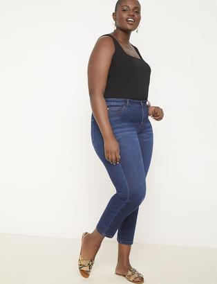 ELOQUII 7/8 Length Skinny Jean