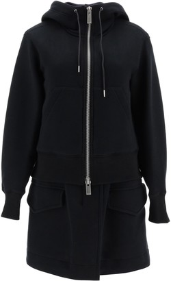 Sacai Layered Hooded Jacket
