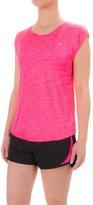 Head Power Shirt - Scoop Neck, Short Sleeve (For Women)