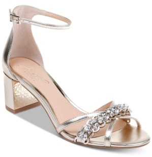 Badgley Mischka Giona Women's Evening Sandal Women's Shoes