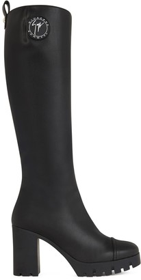 Giuseppe Zanotti Eclipsis knee-high boots