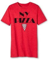 New York Local Pride by Todd Snyder Men's NY Pizza Tee - Red