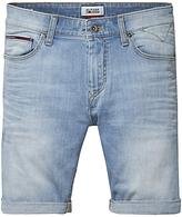 Tommy Hilfiger Slim Scanton Denim Shorts