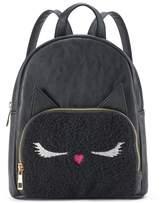 Fuzzy Kitty Mini Backpack
