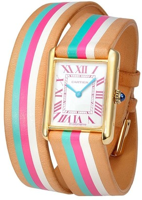 La Californienne Cartier Tank 20mm